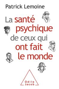 La Santé psychique de ceux qui ont fait le monde La couverture du livre martien