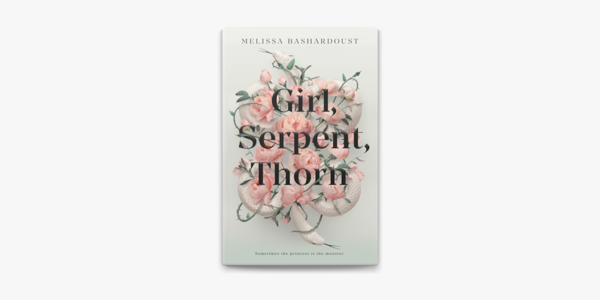 Girl Serpent Thorn