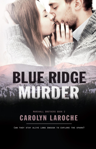 Blue Ridge Murder Book Cover