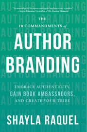 The 10 Commandments of Author Branding