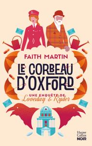 Le corbeau d'Oxford Couverture de livre