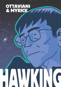 Hawking Book Cover