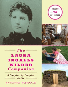 The Laura Ingalls Wilder Companion Book Cover