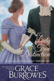 A Lady of True Distinction PDF Download