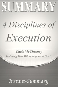 4 Disciplines of Execution Summary