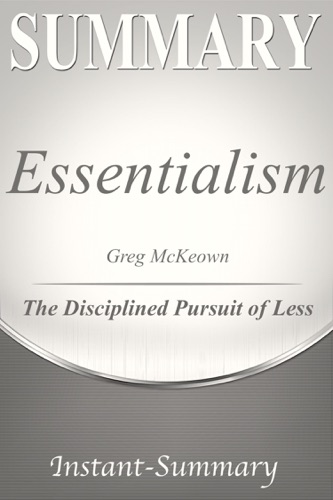 Instant-Summary - Essentialism