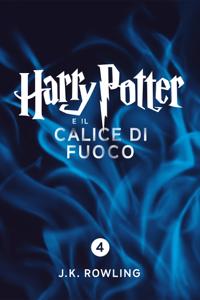 Harry Potter e il Calice di Fuoco (Enhanced Edition) Copertina del libro
