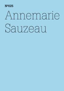Annemarie Sauzeau Copertina del libro