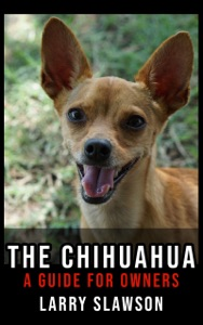 The Chihuahua Book Cover