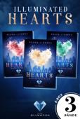 Illuminated Hearts: Alle 3 Bände der Reihe über die Magie der Herzen in einer E-Box!