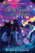 Aru Shah and the Tree of Wishes Book Cover
