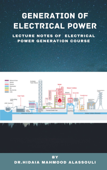 Generation of Electrical Power Book Cover