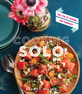 Cooking Solo Book Cover