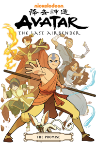 Avatar: The Last Airbender--The Promise Omnibus Book Cover