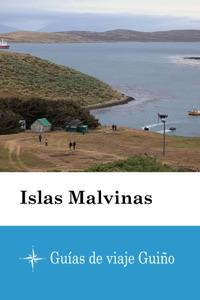 Islas Malvinas - Guías de viaje Guiño Book Cover