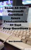 Exam AZ-900 Microsoft Certified Azure Fundamentals 42 Digital Flash Cards