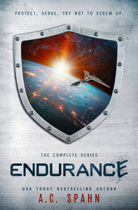 Endurance: The Complete Series Book Cover