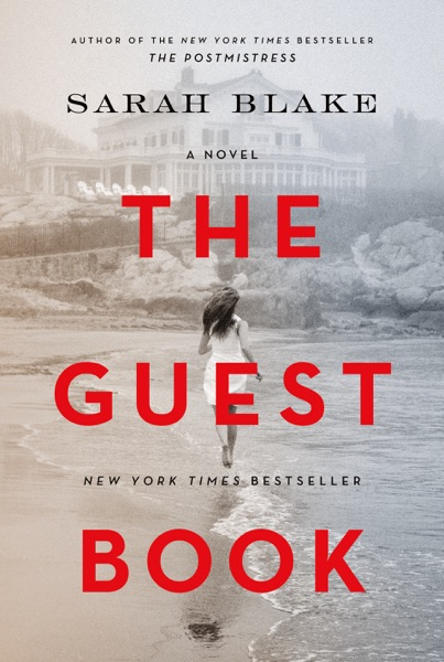 The Guest Book - Sarah Blake book cover