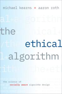 The Ethical Algorithm Boekomslag
