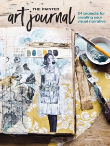 The Painted Art Journal Book Cover