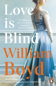 Love is Blind Book Cover