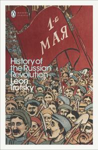 History of the Russian Revolution Copertina del libro