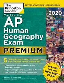 Cracking The Ap Human Geography Exam 2020 Premium Edition