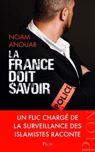 La France doit savoir La couverture du livre martien