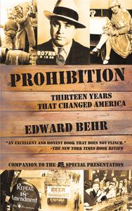 Prohibition Book Cover