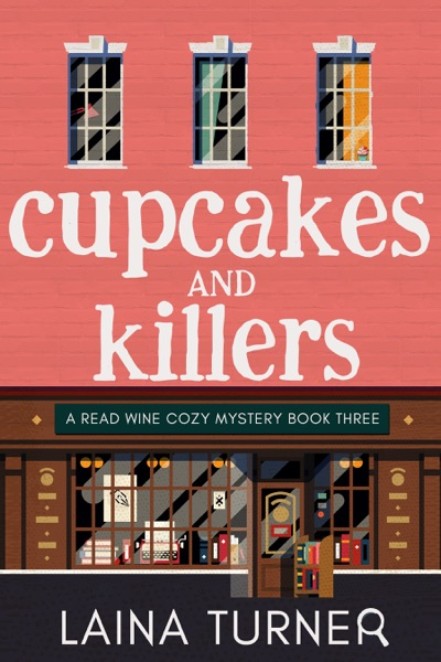 Cupcakes and Killers - Laina Turner book cover