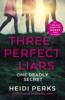 Heidi Perks - Three Perfect Liars artwork