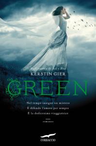 Green Copertina del libro