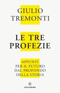 Le tre profezie Book Cover