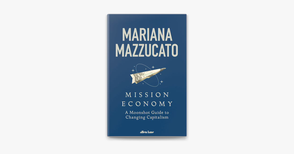 Mission Economy In Apple Books