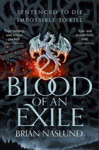 Blood of an Exile Book Cover