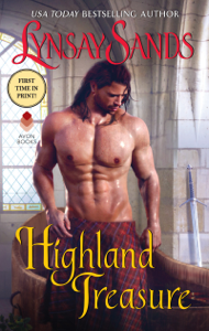 Highland Treasure Book Cover
