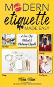 Modern Etiquette Made Easy Book Cover