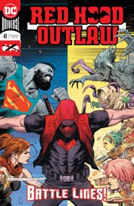 Red Hood: Outlaw (2016-) #41 Copertina del libro