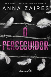 O Perseguidor Book Cover
