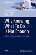 Why Knowing What To Do Is Not Enough