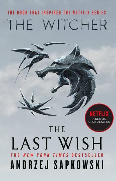 The Last Wish - Andrzej Sapkowski book cover