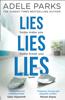 Adele Parks - Lies Lies Lies artwork