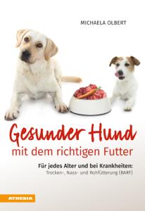 Gesunder Hund mit dem richtigen Futter Copertina del libro