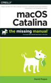 macOS Catalina: The Missing Manual