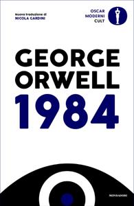 1984 Copertina del libro