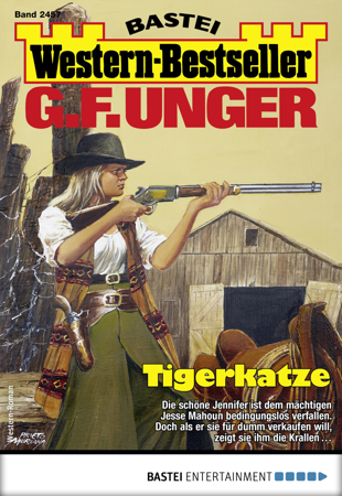 G. F. Unger Western-Bestseller 2457 - Western - G. F. Unger