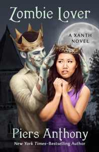 Zombie Lover Book Cover