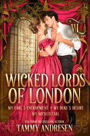 Wicked Lords of London Books 4-6 PDF Download