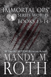 The Immortal Ops Series World Collection Books 13-14 PDF Download
