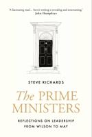 Steve Richards - The Prime Ministers artwork